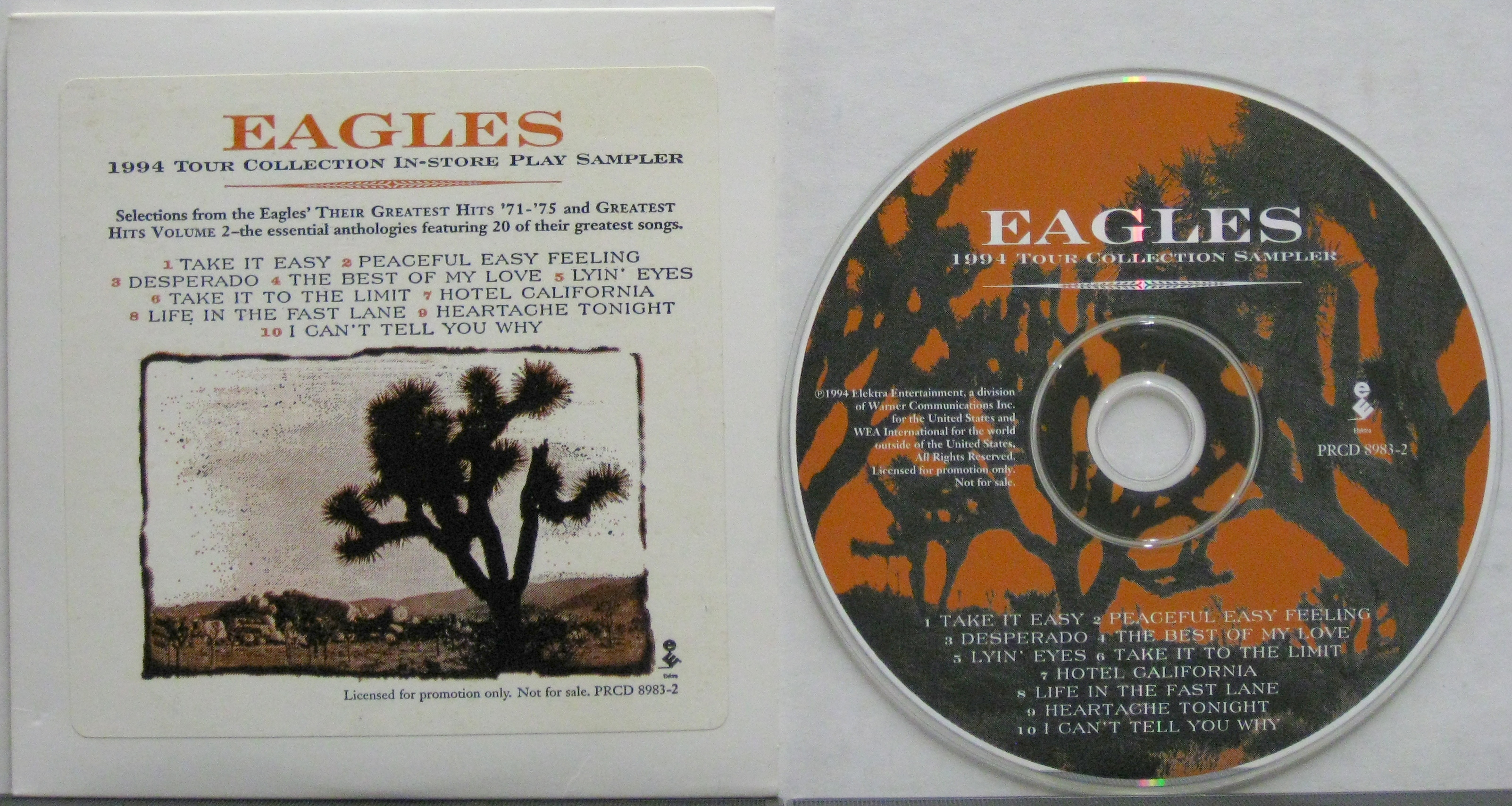 Eagles Records Lps Vinyl And Cds Musicstack