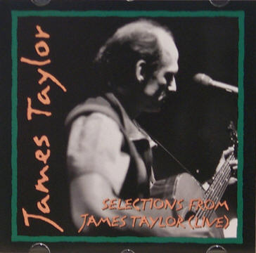 Selections From James Taylor