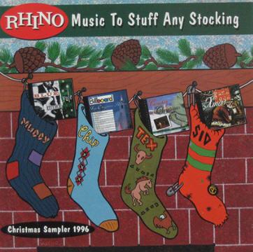 Christmas Sampler 1996