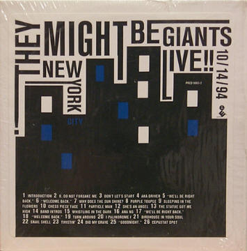 They Might Be Giants Records Lps Vinyl And Cds Musicstack