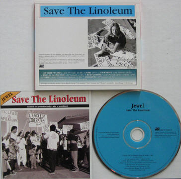 Save The Linoleum