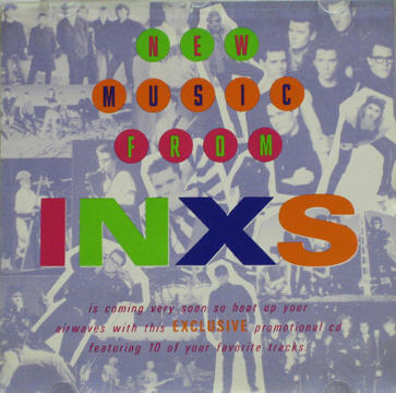 New Music From Inxs