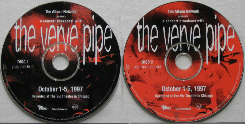 Verve Pipe Records Lps Vinyl And Cds Musicstack
