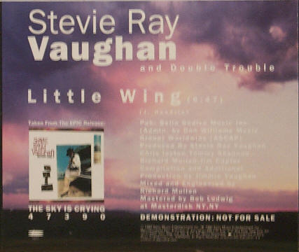 Stevie Ray Vaughan Records Lps Vinyl And Cds Musicstack