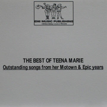 The Best Of Teena Marie