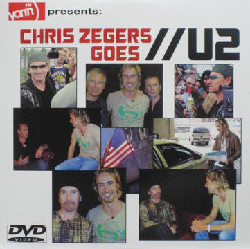 Chris Zegers Goes U2