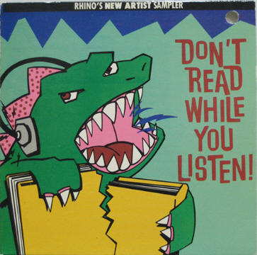 Don't Read While You Listen
