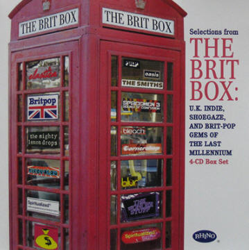 The Brit Box