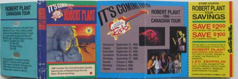 Candian Tour 1990