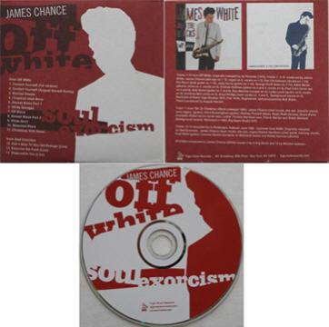 James Chance Pill Factory Grutzi Elvis Soundtrack