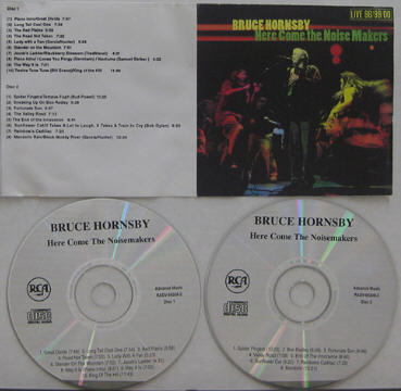Bruce Hornsby - Here Come The Noise Makers [Disc 2]
