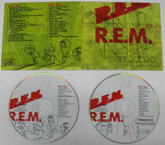 The Songs Of R.e.m