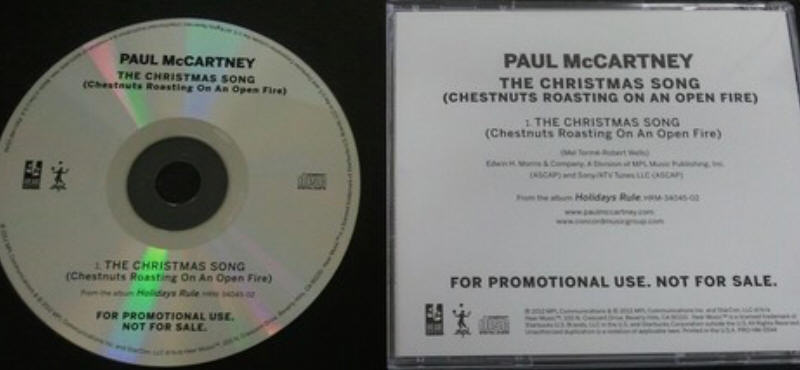 Paul Mccartney - The Christmas Song (chestnuts Roasting On An Open Fire)