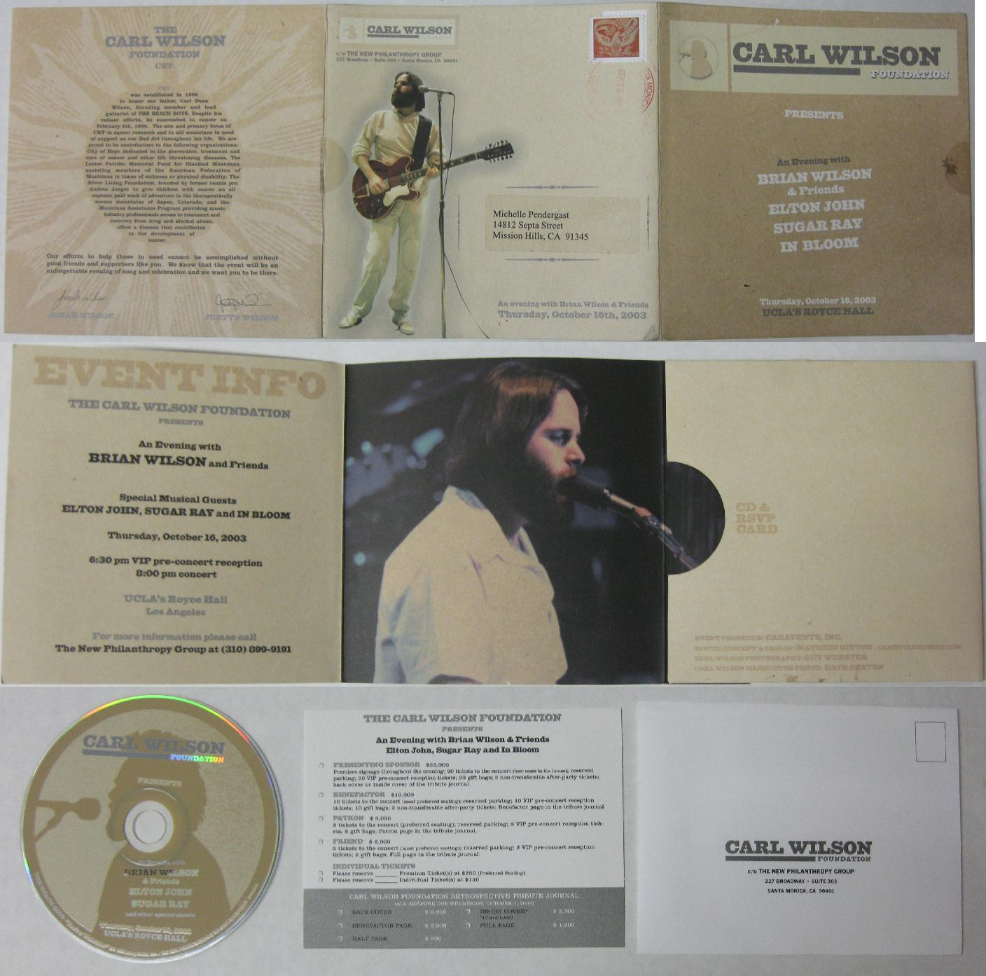 Carl Wilson Foundation