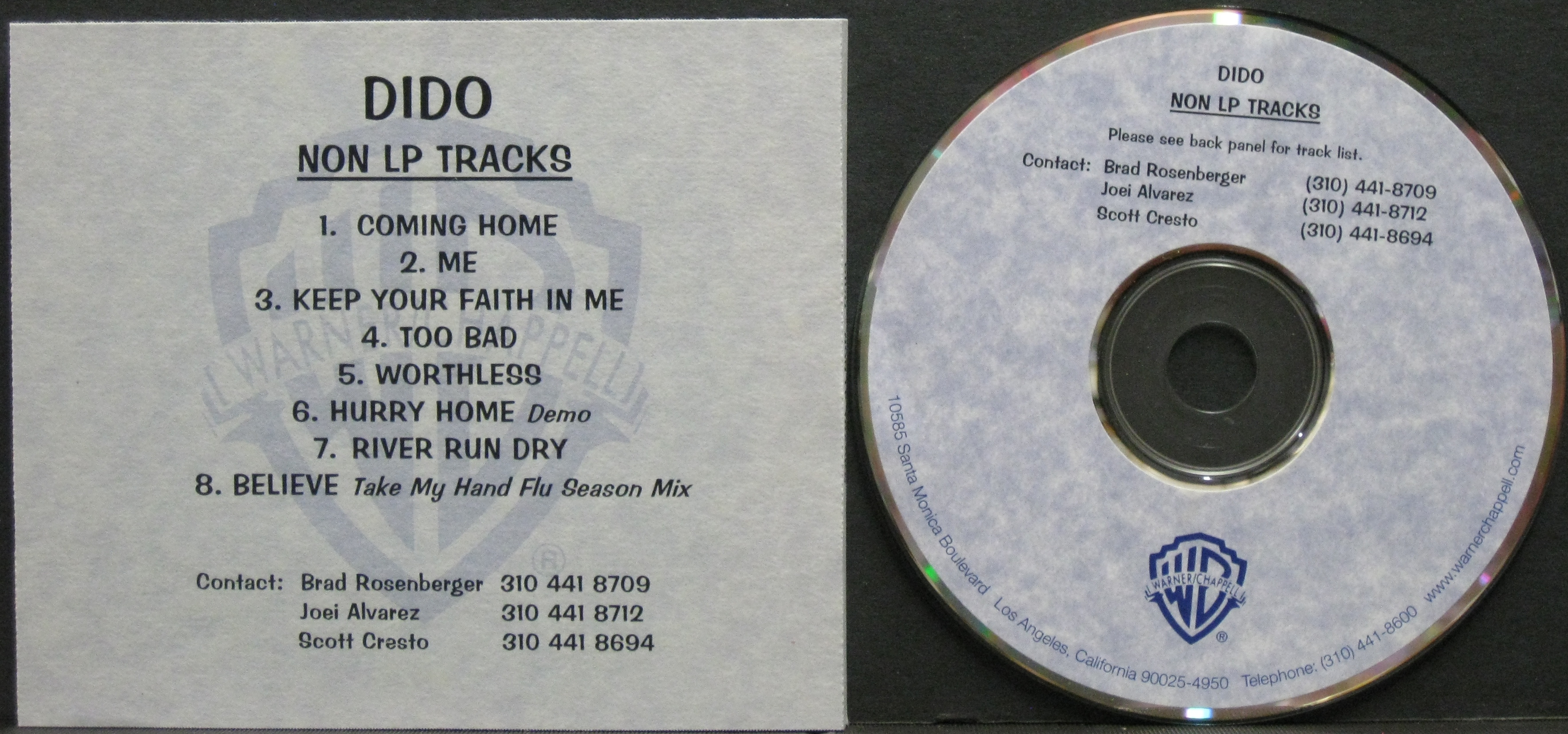 Dido Records Lps Vinyl And Cds Musicstack